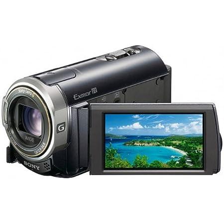 Sony Hdr Cx305eb Full Hd Camcorder 2 7 Zoll Schwarz Kamera