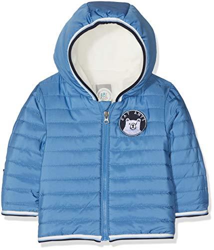 Sanetta Sanetta Baby-Jungen Outdoorjacket Jacke, Blau (Midblue 5760.0), 86
