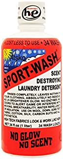 Atsko Sport Wash 1L Bottle (34 wash)