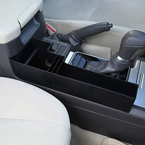 Boîte de Rangement multifonctionnelle de boîte de Rangement de Console de Console Centrale en Plastique de Voiture Accessoire pour Prado FJ150 150 2018