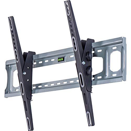 Amazon Basics - Soporte de pared ajustable e inclinable con brazo cóncavo, para televisión, de 127 a 215,9 cm (50-85