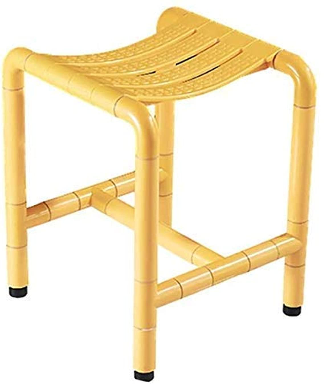 司令官モーテルモニターZYL-YL 椅子アームレストバスルームスツールステンレスノンスリップバスタブシートシャワー最大荷重:200キロ