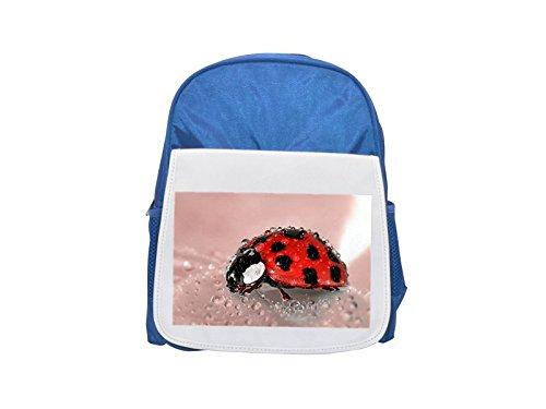 Ladybug, Beetle, Insect, Lucky Charm printed kid