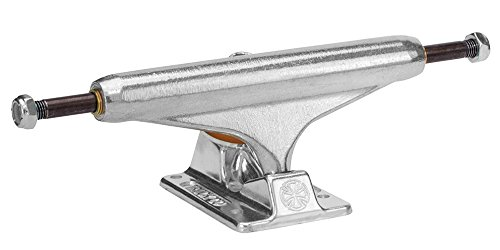 INTR095 INDEPENDENT-Truck per skateboard 129 Polished Silver mm