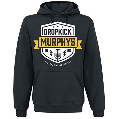 Dropkick Murphys - 1996 Shield Kapuzenpullover, Größe: L