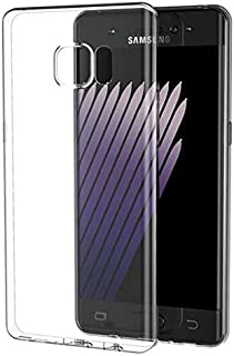 Samsung Galaxy Note 7 clear back cover by CHOETECH