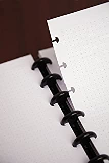 TUL Custom Note-Taking System Discbound Refill Pages, 8.5
