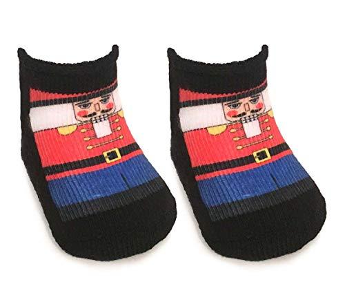 Living Royal Nutcracker Baby Socks 0-6 Month