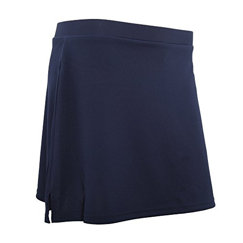 Spiro- Falda pantalón de Deporte de Secado rápido Resistente al Viento para Mujer (2XL) (Azul Real)