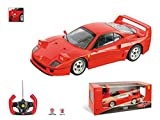 Mondo Motors 63547 F40 a Escala 1/14 - Coche de Juguete para niños