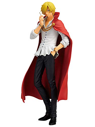 Banpresto One Piece GLITTER & BRAVE SANJI normal version cloak with japan only