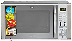 IFB 30 L Convection Microwave Oven (30SC4, Metallic Silver)