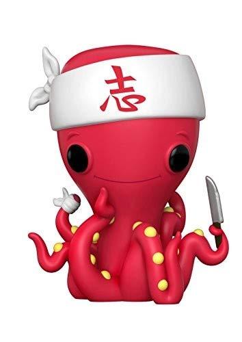 Funko-Disney: Monsters Inc: Chef Pop Vinilo, Multicolor, Standard (29394)