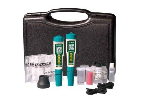 Extech ExStik II Sauerstoff-/pH-/Leitfähigkeits-Messgerät Prüfset, 1 Stück, DO610