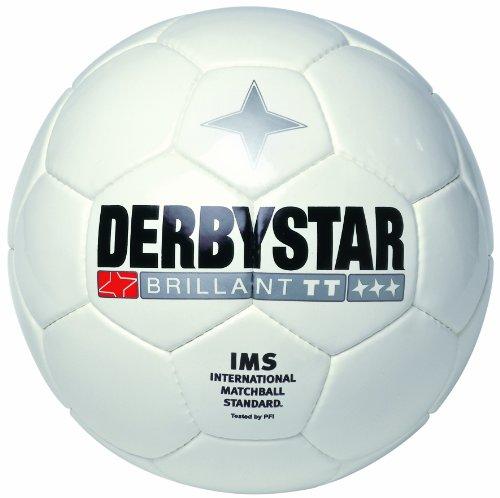 Derbystar Brillant TT Weiss, 5, weiß, 1181500100