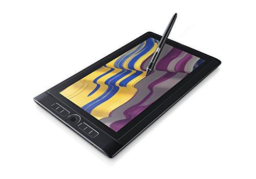 WACOM MobileStudio Pro Workstation   Tablet PC 13  512 GB   Alta Risoluzione WQHD   Compatibile con Computer Windows & Mac OS   Penna Wacom Pro 2 inclusa   Colore nero
