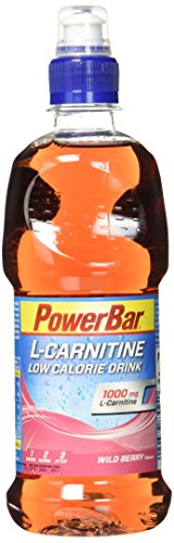 POWERBAR® L-Carnitine L-Carnitine Drink (12x500ml) Wildberry