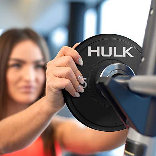 Hulk Olympic Fractional Plates