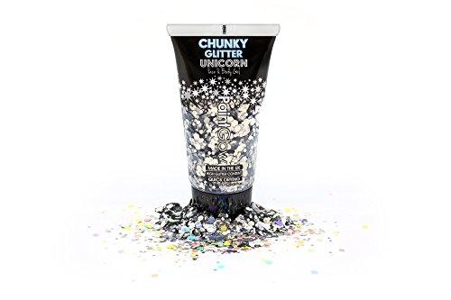 PaintGlow Chunky Glitter Unicorn Gel Glitter per...