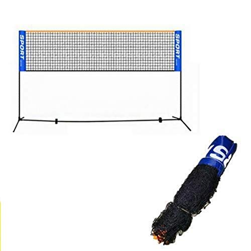 humorous Filet De Badminton Nylon Filet De Volleyball Tennis Pliable 161,42 X 61,02 Pouces Pas De...