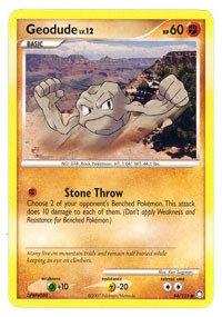Pokemon - Geodude (84) - Mysterious Treasures