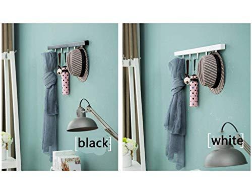 FF Drogen hangers Hangers Coat hangers Coat rack Muur opknoping Massief hout Roestvrijstaal Entreeverbinding Deur Eenvoudige en moderne kapstok