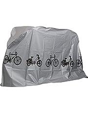 自転車カバー サイクルカバー 防水 防風 防塵 UVカット耐熱 バイク自転車用 カバー 28インチまで対応 電動自転車/マウンテンバイク/ロードバイク適用 (200*100cm)