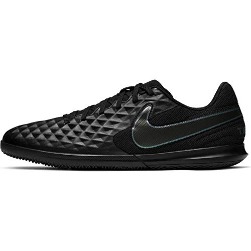 Nike Herren AT6110-010_42,5 Indoor Football Trainers, Black, 42.5 EU