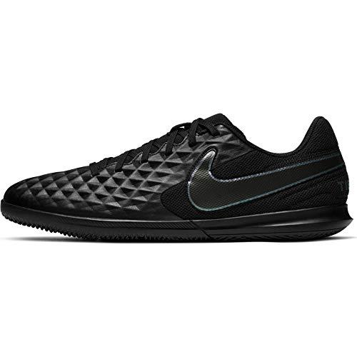 Nike Herren At6110-010_45 indoor football trainers, Schwarz, 45 EU