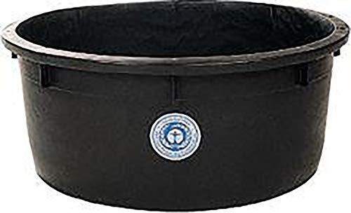 Format Spezialkübel, rund, schwarz, 4012411000278. 150 l.