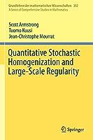 Quantitative Stochastic Homogenization and Large-Scale Regularity (Grundlehren der mathematischen Wissenschaften)
