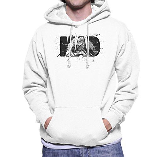 Cloud City 7 Mad Max Fury Road Immortan Joe Men's Hooded Sweatshirt