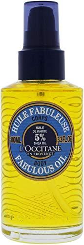 KARITE huile fabuleuse corps et cheveux 100 ml