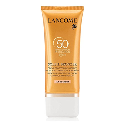 Lancome Soleil Bronzer Smoothing Protective Cream Spf50 50ml