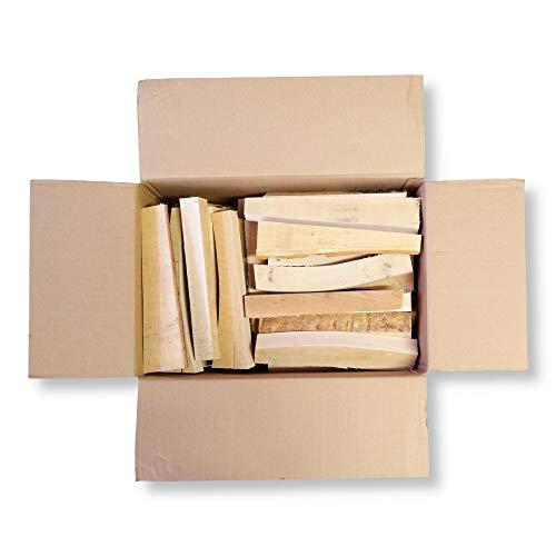 Smoker - Holz, Brennholz, Buche 30 kg im Karton