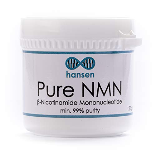 99%+ Pure NMN (Nicotinamide Mononucleotide) Powder 5 x 20g - NAD+ Booster Anti-Aging Supplement