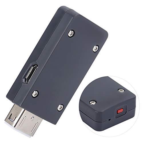 Socobeta Receptor transmisor Bluetooth inalámbrico Potente, Potente y práctico, Resistente para Controladores de Juegos