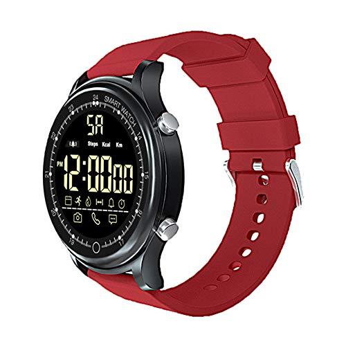 NACHEN Smart Horloges Bluetooth Fitness Trackers Sport Polshorloge Smartwatch Camera Stappenteller Stappenteller Stopwatch