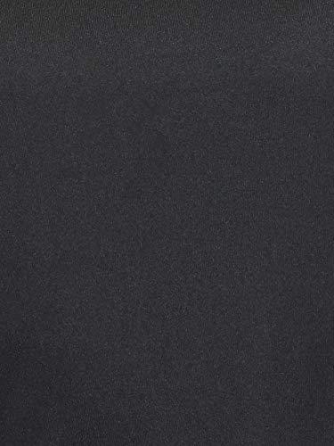 Nike Damen Miler Top Vneck, Black/Reflective Silver, M - 7