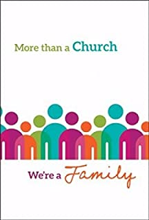 welcome folders for church visitors