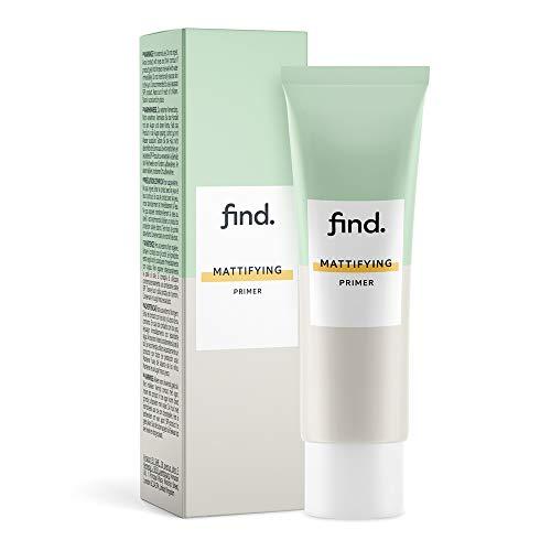 Marca Amazon - find. Prebase matificante, 30 ml