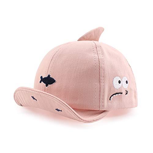 XIAOHAWANG - Berretti da Baseball per Bambini Cappello da Sole per Bambini Primavera...