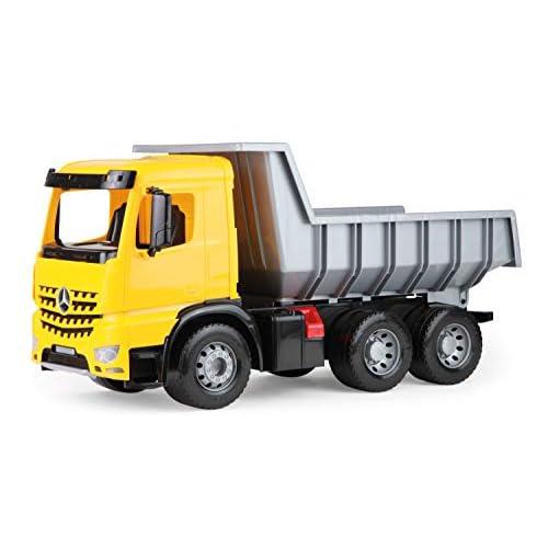 LENA 02065–Arocs kipplaster, Bloccabile, Portata 150kg, Circa 67cm