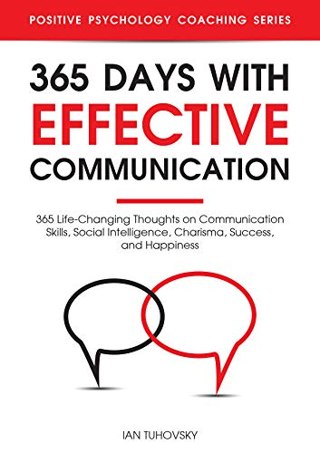 365 Days With Effective Communication by Ian Tuhovsky ebook deal