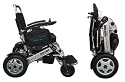 Sentire Motorized foldable electric wheelchair review
