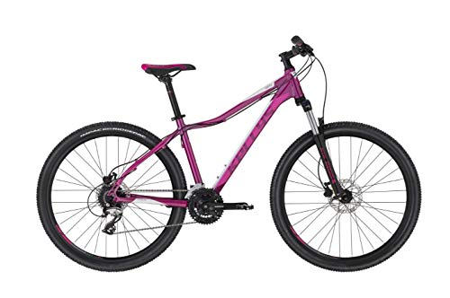 Kellys Vanity 50 27.5R Woman Mountain Bike 2020 (L/48cm, Pink)