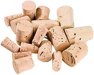 Pour laborware lot de 100 bouchons, bouchons coniques 22 x 16/13 mm de liège naturel