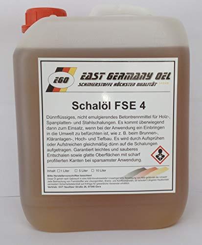 Schalungsöl Kanister 5 Liter