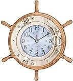Rueda de 13'ojo de buey barco reloj