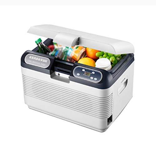 Household items Refrigerador para automóvil de 12 l, congelador de Doble refrigeración, congelador, refrigeración y calefacción, congelador de Doble Uso, refrigerador y Calentador doméstico pequeño